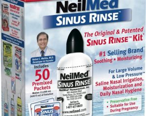 Friday Freebies-Free NeilMed Sinus Rinse Kit or NasaFlo Neti Pot