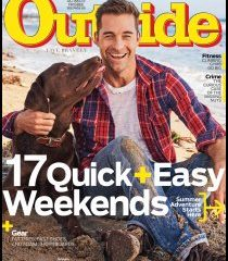 Monday Freebies-Free Subscription to Outside Magazine