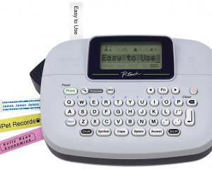 Brother P-touch Handy Label Maker (PTM95) $9.99