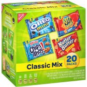 Nabisco Classic Cookie and Cracker Mix (20-Count Box) $6.74
