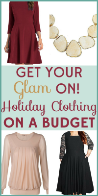 There's no need to pay big bucks to look your best! This holiday season you can look smashing without smashing your budget!