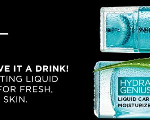 Saturday Freebies – Free Sample of L'oreal Hydra Genius Moisturizer!