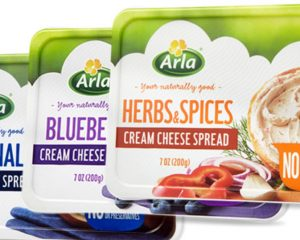 Thursday Freebies-Free Arla Cream Cheese