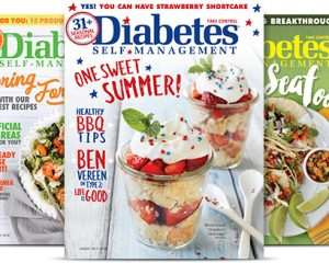 Monday Freebies-Free Diabetes Self-Management Magazine Subscription
