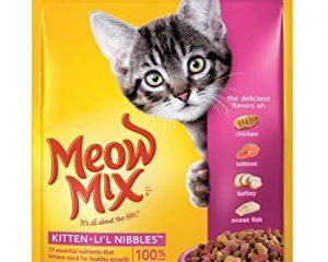 Tuesday Freebies-Free Meow Mix Cat Food Sample