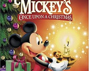 Mickey's Once Upon A Christmas Gold Collection DVD $8.99
