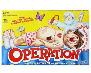 Classic Operation Game Only $10.12!