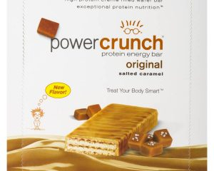 Wednesday Freebies-Free PowerCrunch Energy Bar Sample