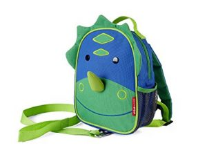 Skip Hop Zoo Little Kid and Toddler Safety Harness Backpack $10.79