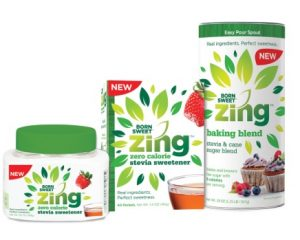 Monday Freebies-Free Sample of Born Sweet Zing Stevia Sweetener