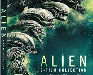 Alien 6 Film Collection on Bluray only $27.99