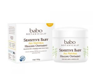 Friday Freebies-Free Sample of Babo Botanicals Baby Skin Care