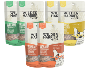Tuesday Freebies-Free Sample of Wilder Harrier Dog Treats
