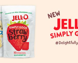 Friday Freebies-Free Jello Simply Good Today only!