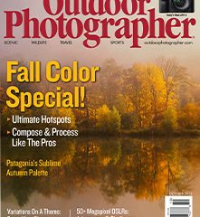 Tuesday Freebies-Free Subscription to Outdoor Photographer