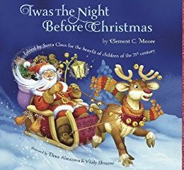 Thursday Freebies-Free Twas the Night Before Christmas eBook