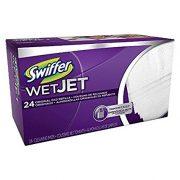 Swiffer WetJet Hardwood Floor, Wet Jet Spray Mop Pad Refills, 24 Count $10.29