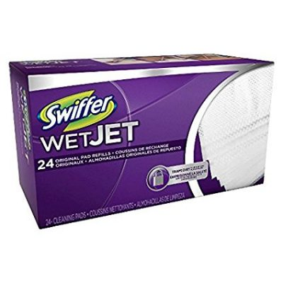 Swiffer Wetjet Hardwood Floor Wet Jet Spray Mop Pad
