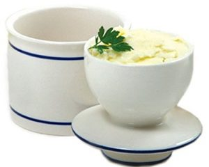Norpro Glazed Stoneware Butter Keeper $5.70