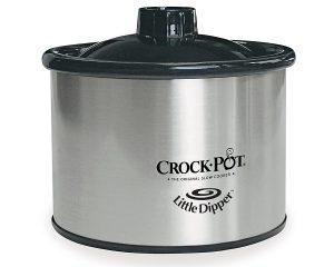 Crock-Pot 16-Ounce Little Dipper, Chrome $8.39