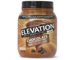 Tuesday Freebies-Free Elevation Protein Powder