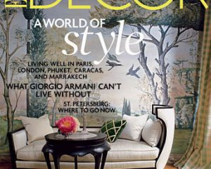 Tuesday Freebies-Free Subscription to Elle Decor Magazine