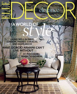 Tuesday Freebies Free Subscription To Elle Decor Magazine