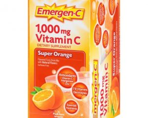 Saturday Freebies – Free Sample Packet of Emergen-C