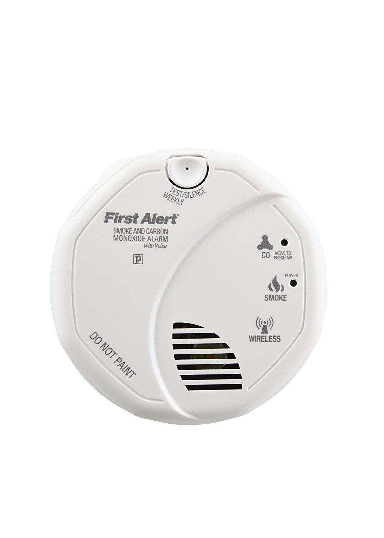 First Alert Wireless Interconnect Smoke & Carbon Monoxide