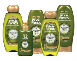 Thursday Freebies-Free Sample of Garnier Whole Blends Legendary Olive