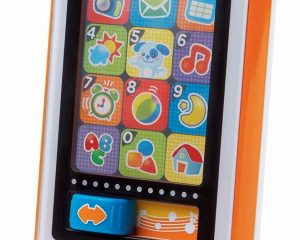VTech Touch and Swipe Baby Phone $5.57