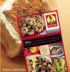 Friday Freebies-Free Sun-Maid 100th Anniversary Cookbook