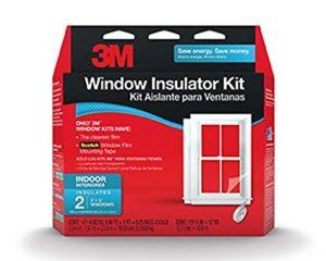 3M Indoor Insulator Kit, 2-Window $4.98