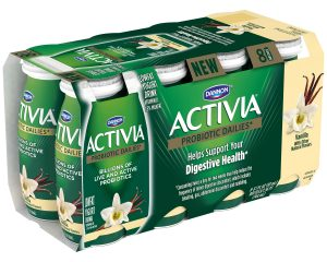 Friday Freebies-Free Dannon Activia Dailies Drinks
