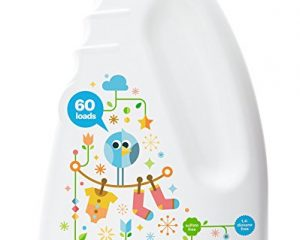 Babyganics 3X Baby Laundry Detergent, Fragrance Free, 60 Fluid Ounce Only $8.58!
