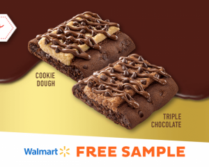 Saturday Freebies:  Free Fiber One Supreme Brownie Sample at Walmart