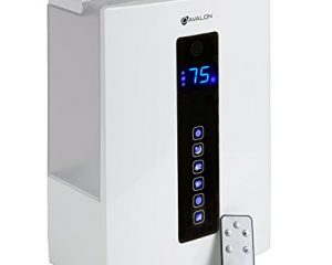 Avalon Premium 5 Liter Ultrasonic Digital Humidifier – Cool/Warm Mist $89.99