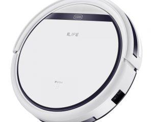 ILIFE V3s Pro Robotic Vacuum Only $119.99!
