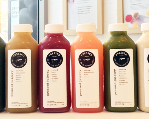 Tuesday Freebies-Free Cold Pressed Juicery Juice