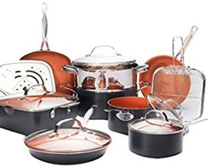Save up to 25% on Gotham Steel Cookware!