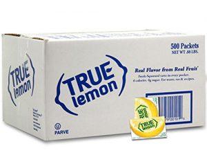 True Lemon Bulk Pack, 500 Count $12.62