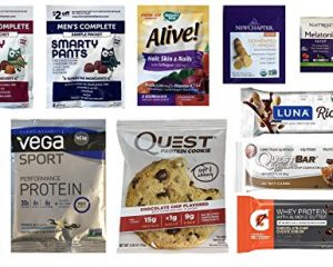 Saturday Freebies – Free $6.99 Credit with Purchase of Nutrition & Wellness Sample Box
