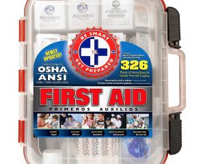 Save 25% on Be Smart Get Prepared First Aid Kits