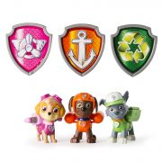 Paw Patrol Action Pack Pups Figure Set, 3pk, Skye, Zuma, Rocky $9.24