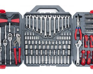 Crescent Mechanics Tool Set, 170-Piece $77.50