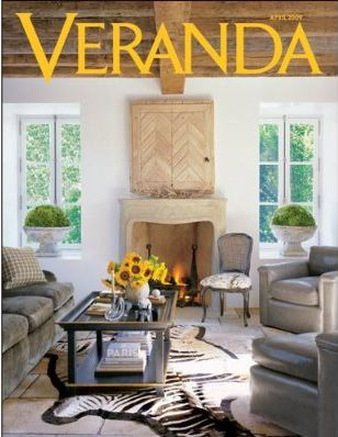 Friday freebies free subscription to veranda magazine for Free interior design magazine subscriptions