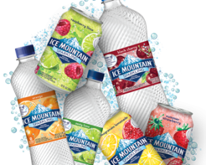 Saturday Freebies – Free 8-Pack of Sparkling Ice Mountain Brand Natural Spring Water