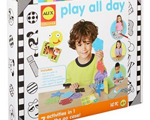 ALEX Discover Play All Day Learning Kit $11.02