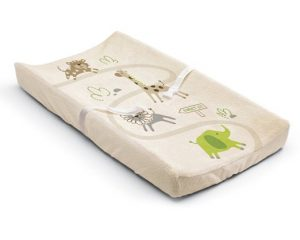 Summer Infant Ultra Plush Changing Pad Cover, Safari $4.99