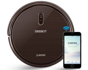 Save up to 40% off Ecovacs robot vacuums
